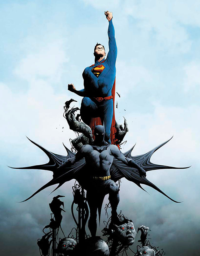batman-superman-1-jae-lee