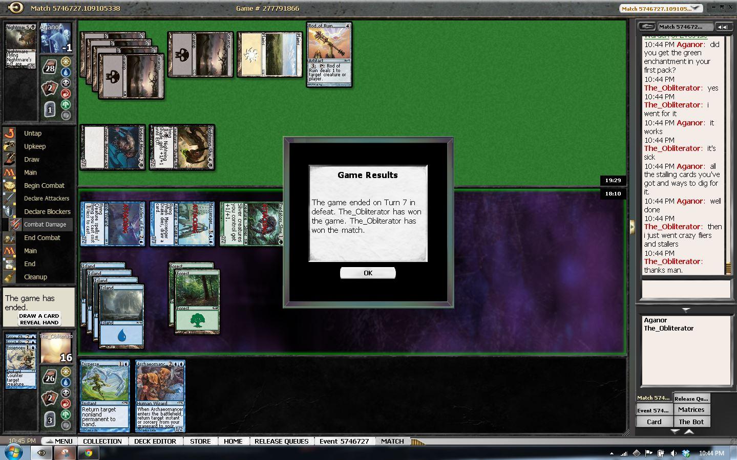 m14- primeval nice opponent