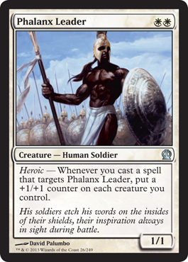 1 Phalanx-Leader-Theros-Spoiler