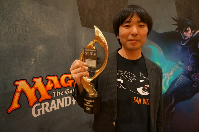 (7) Shuhei Nakamura looks to move up in the Top 25 rankings following a victory at GP Hong Kong this weekend.