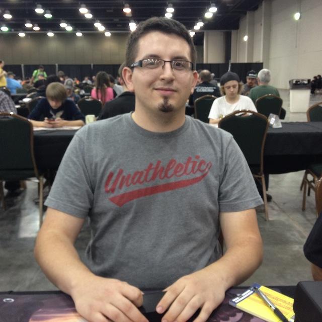 Ivan, my R5/R7 opponent.