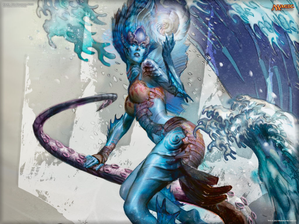 I do believe that armor made from a giant lobster is a new low for objectifying female merfolk.