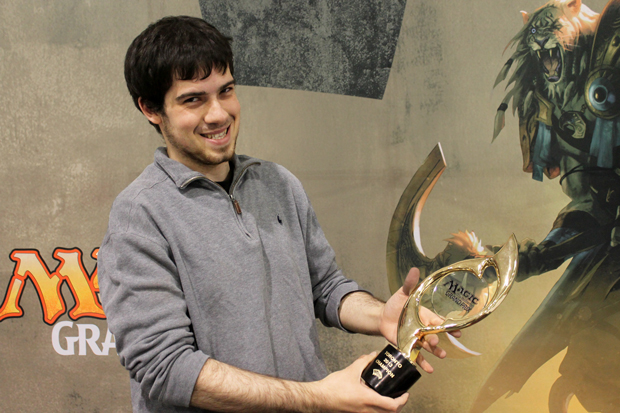 Ari Lax claimed his first Grand Prix championship in Toronto this weekend. He had previously finished in the top-8 of six other Grand Prix events.