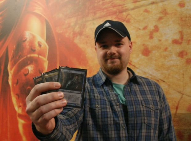 Vjeran Horvat of Croatia won GP Prague with a RWU tempo deck
