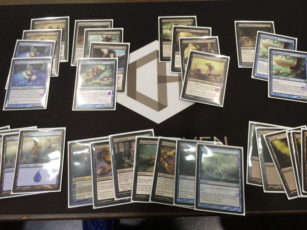 GP Sac Draft one deck