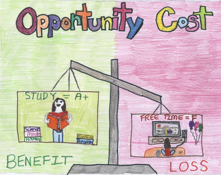 cost of opportunity Lesson purpose: the reality of scarcity is the conceptual foundation of economics understanding scarcity and its implications for human decision-making is critical to economic literacy - but that understanding isn't easily achieved like many academic disciplines, economics has its own.