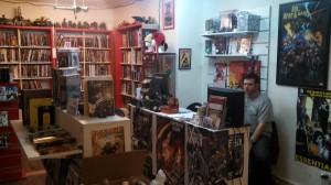 Inside Comikaza