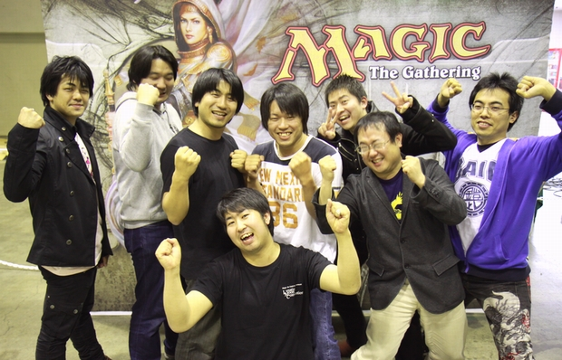 Ryousuke Kasuga defeated a field of 1,786 players en route to becoming GP Nagoya champion