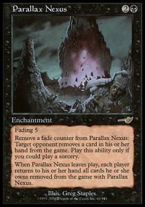 Parallax Nexus