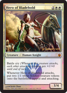 Whereas I got a ton of play out of this card over the years, little of which was in Commander.