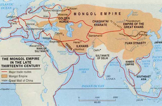 Mongol Empire1279