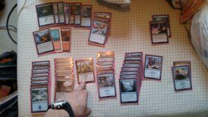 Top 8 Draft deck