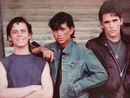 In The Outsiders, how are Ponyboy and Dally different from each other.
