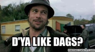 Sure I like dags.