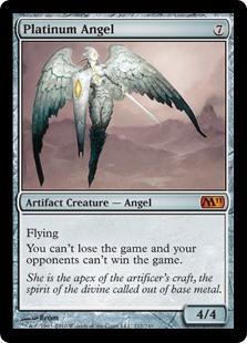 Platinum Angel