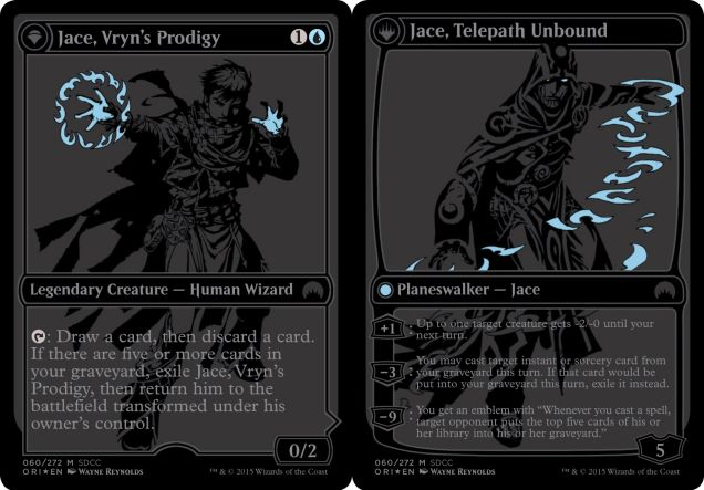 I'm not currently playing Standard and this guy isn't good enough for Legacy; Commander's where I get to try him out!