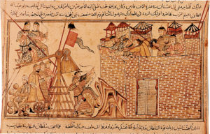 Mongol besiegers in a Muslim chronicle. The capture of Baghdad in 1258 would not be repeated by a non-Muslim force until the presidency of George W. Bush.
