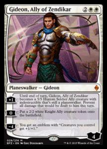 Gideon Ally of Zendikar