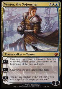 Venser, the Sojourner