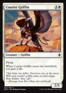 CourierGriffin