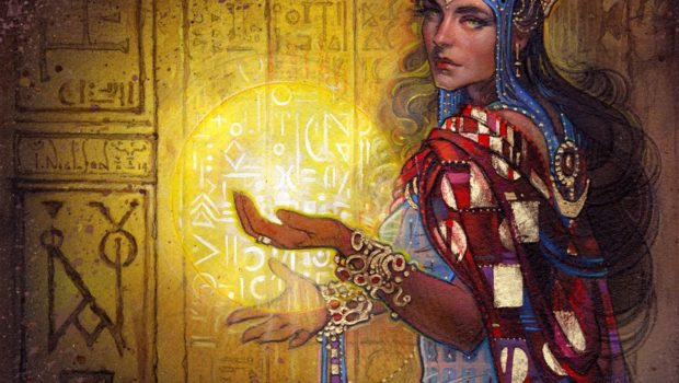 Mother-of-Runes-MtG-Art