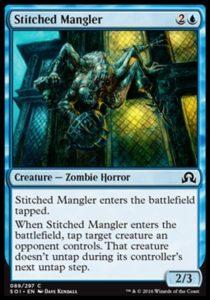 Stitcher Mangler