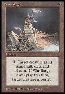 war-barge