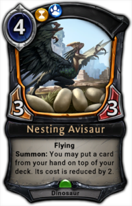nesting-avisaur