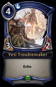 yeti-troublemaker