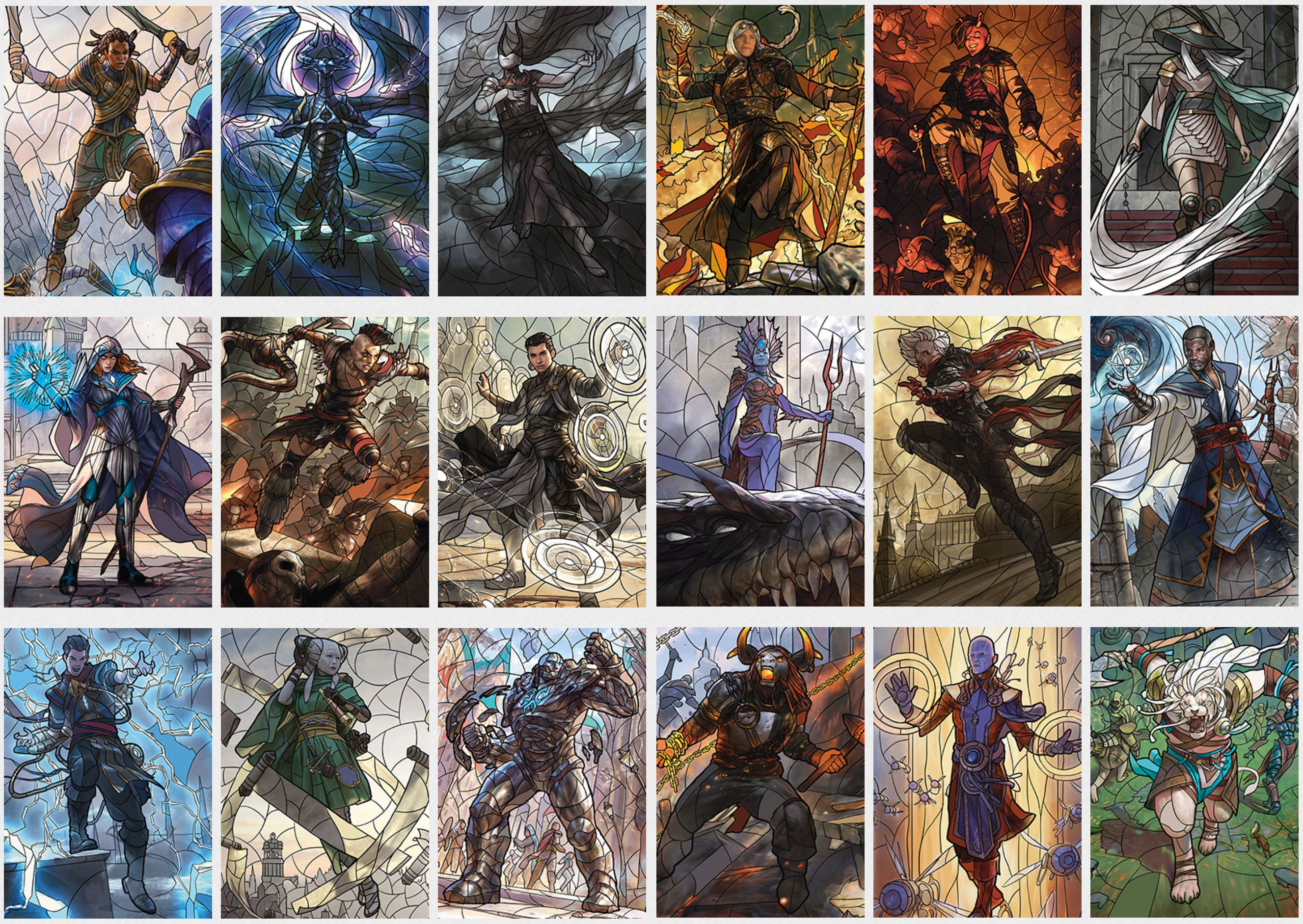 War of the Spark Will Have 36 Planeswalkers and 1