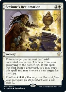 The Power of Recursion: Commander 2019 Spoilers - Hipsters of the