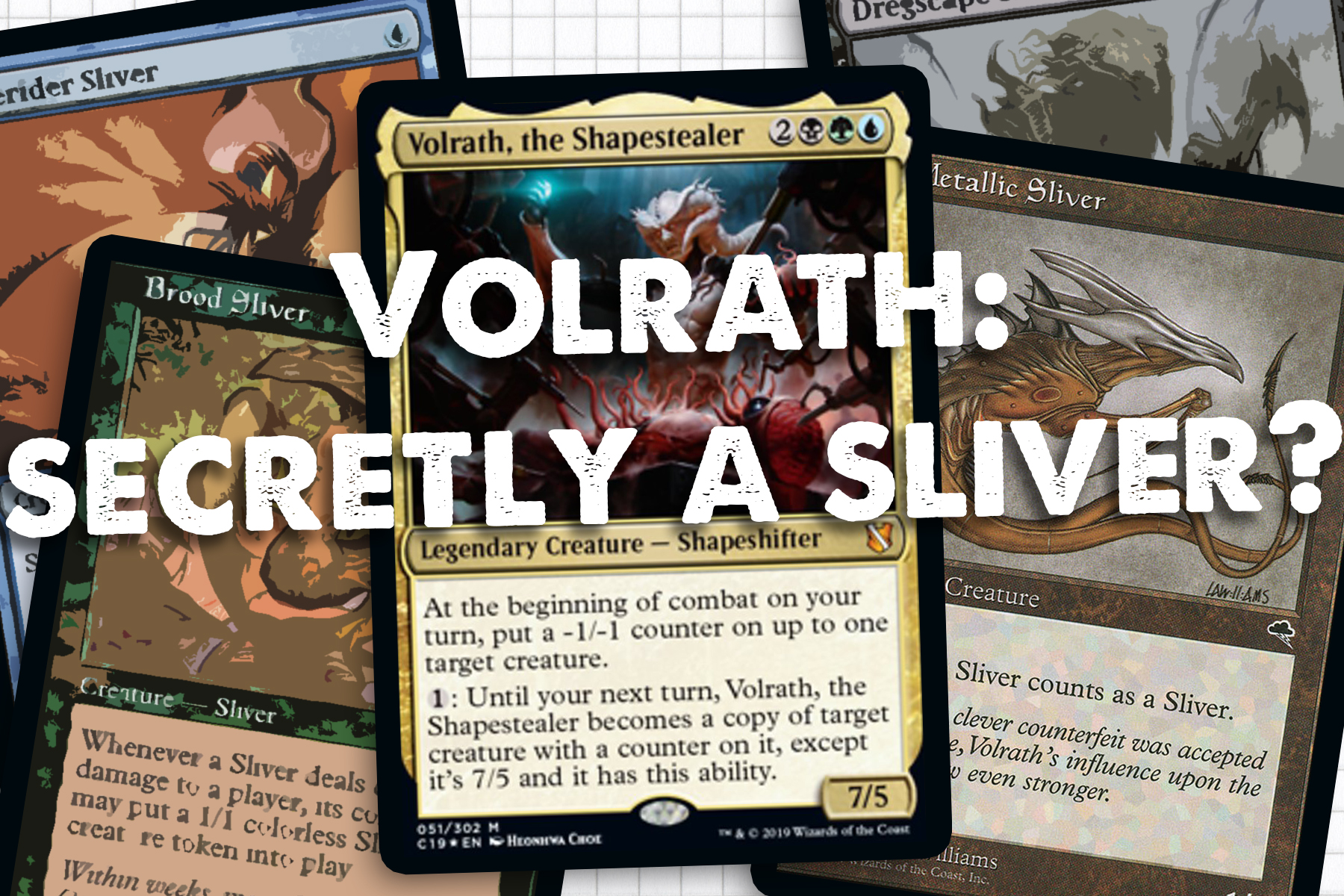 preview image for Volrath the Sliver - Hipsters of the Coast