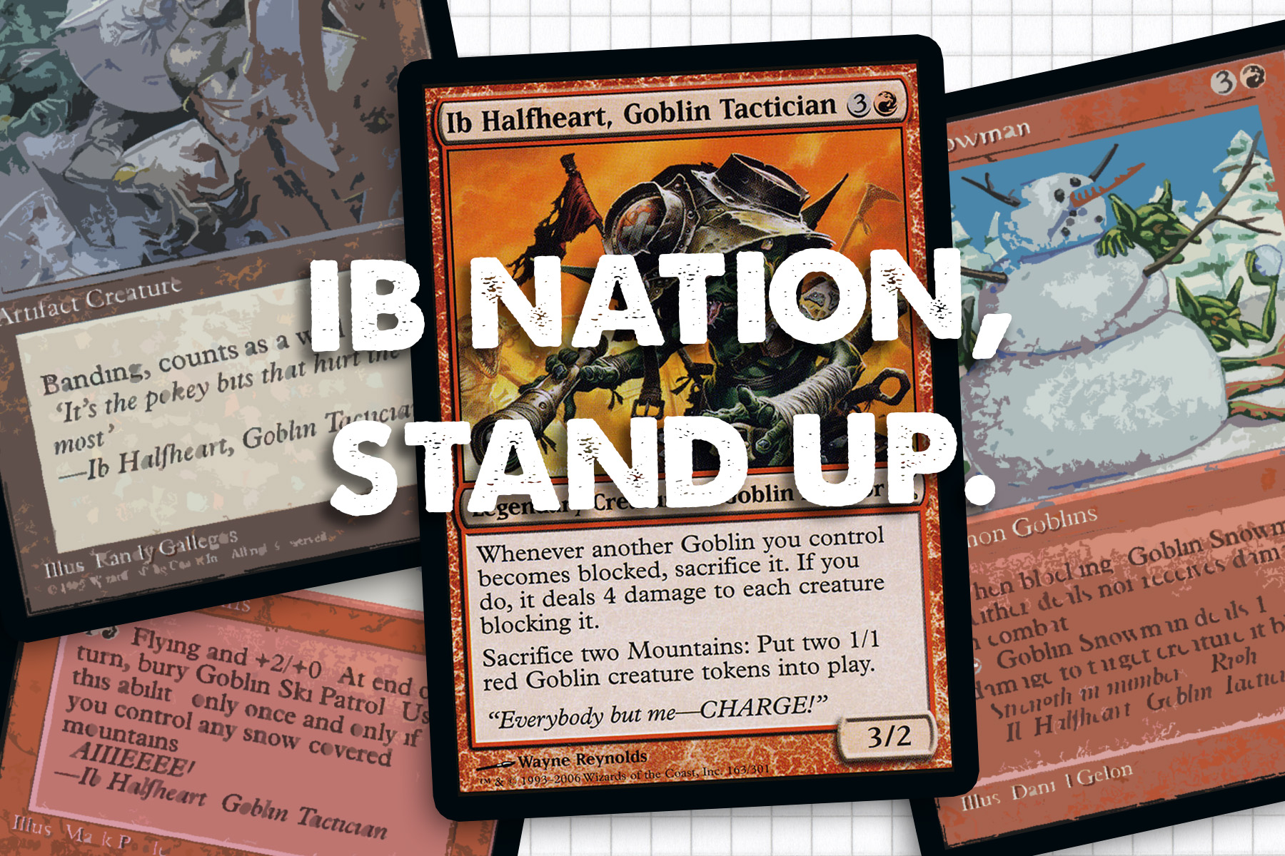 preview image for Ib Nation Stand Up - Hipsters of the Coast
