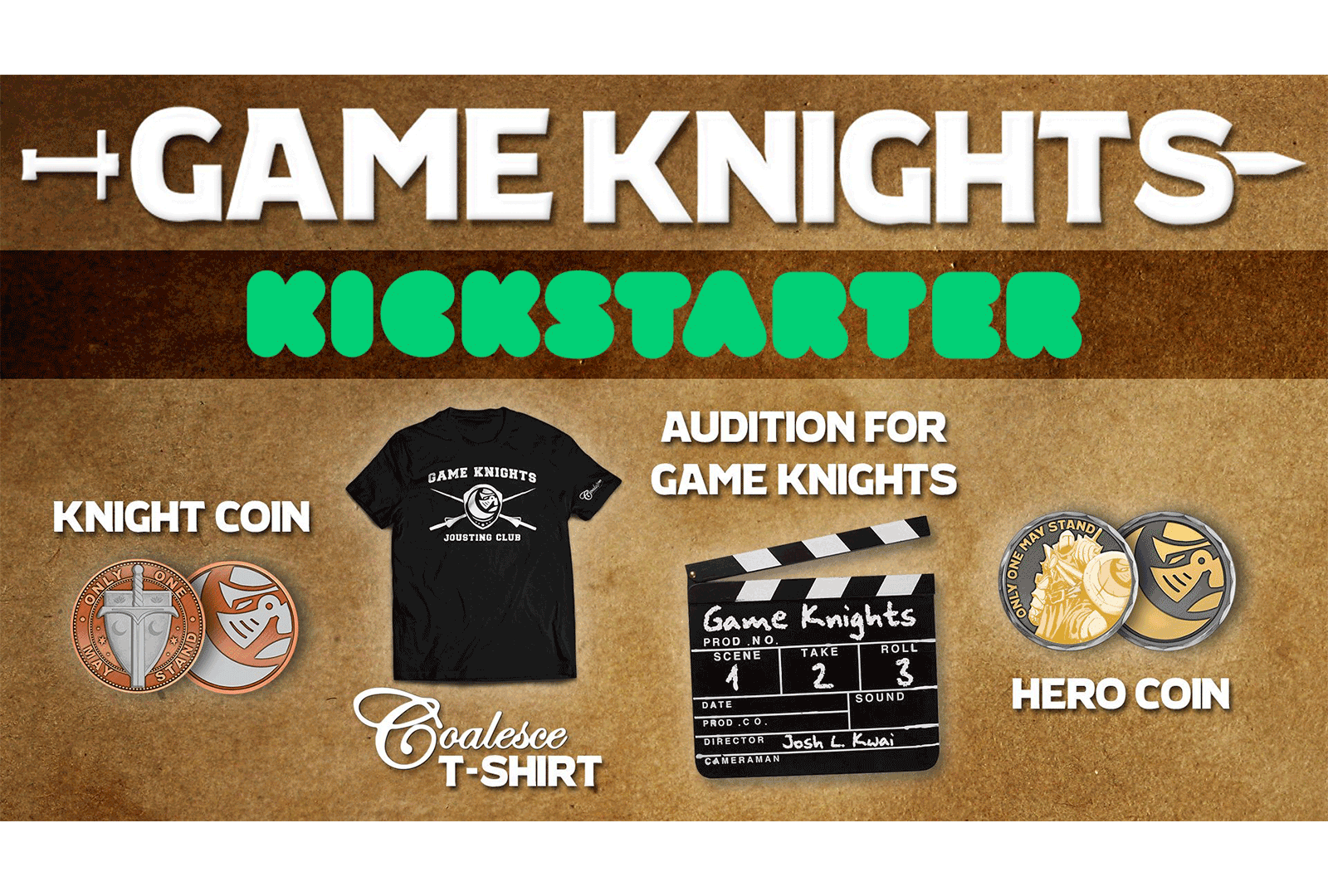 The Command Zone Launches Kickstarter For Game Knights 2020