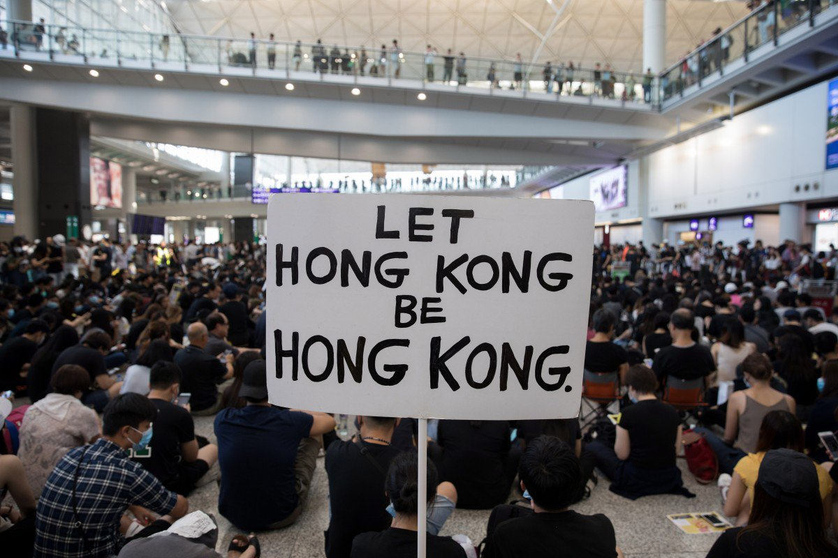 preview image for Today, Hong Kong. Tomorrow, the World.