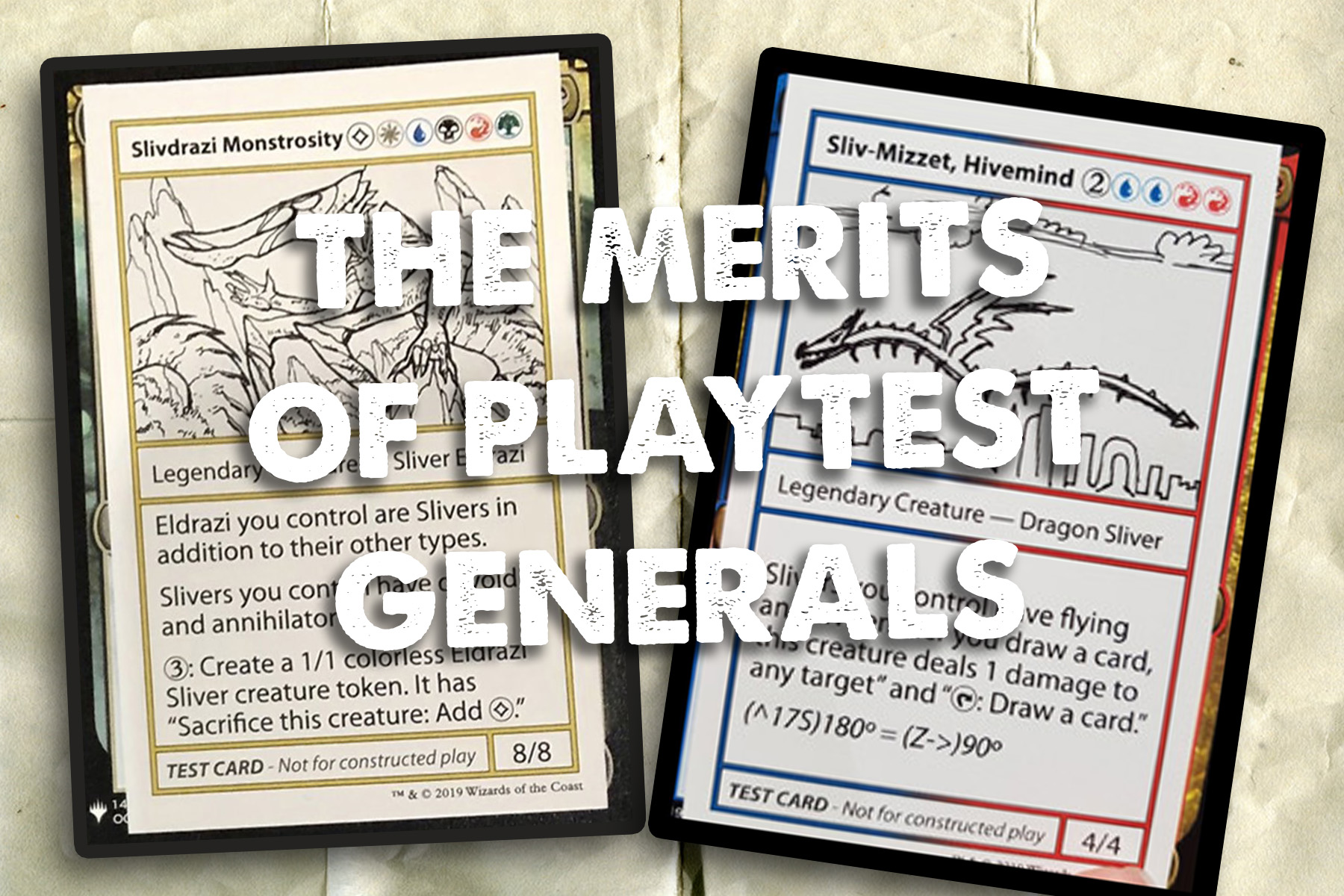 preview image for A Tale of Two Playtest Slivers - Hipsters of the Coast