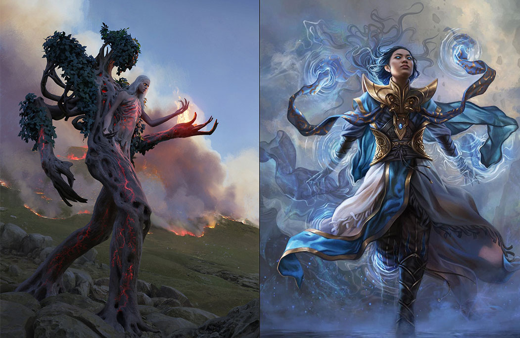 preview image for Wrenn and Six Banned in Legacy, Narset, Parter of Veils Restricted in Vintage - Hipsters of the Coast