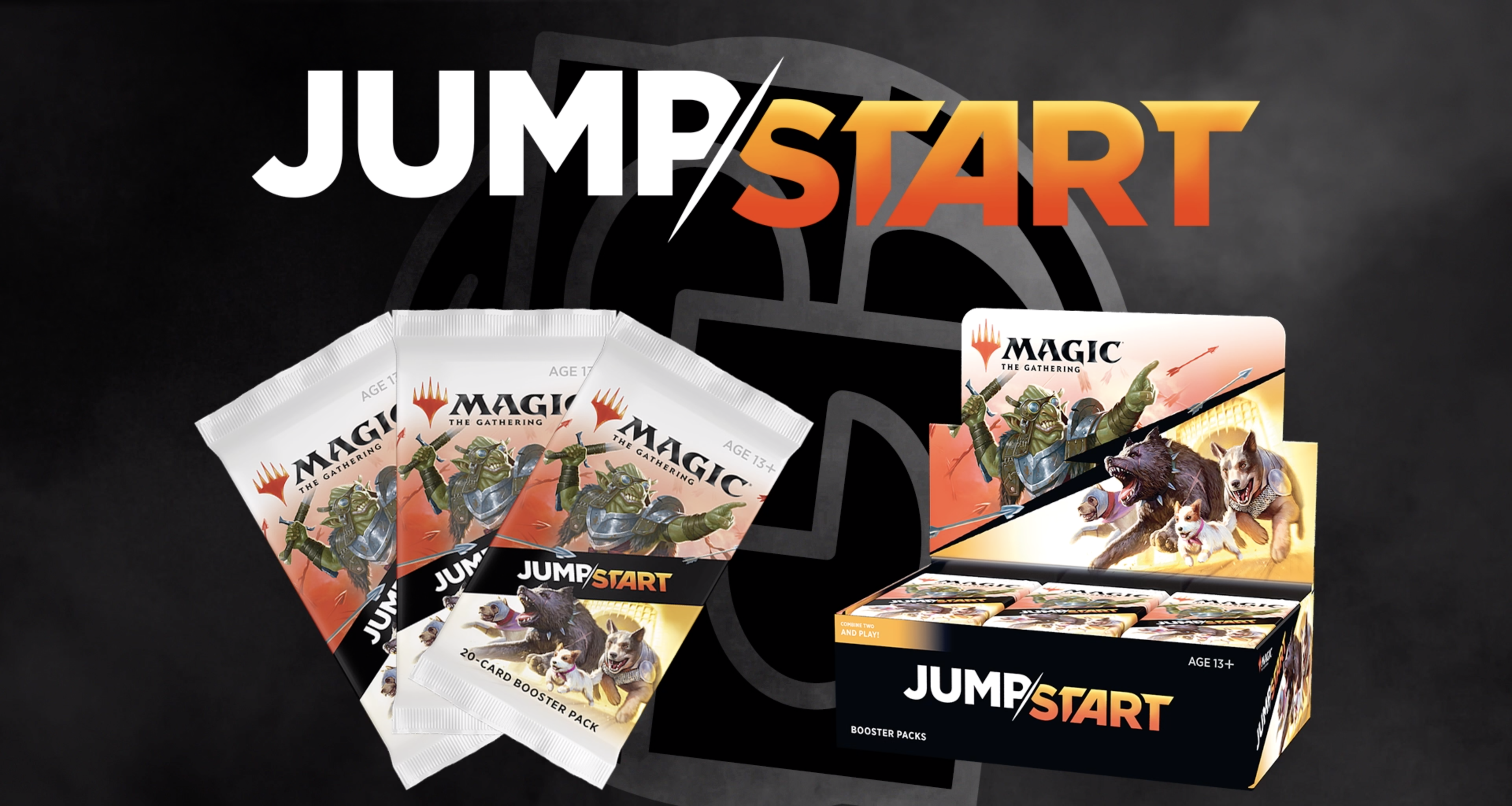 You pick lot The Gathering MTG Jumpstart Sealed Booster packs//decks Magic
