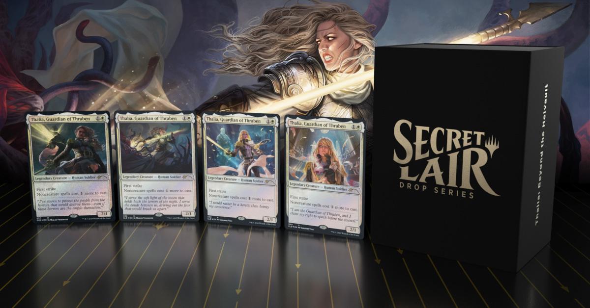MTG Arena Magic The Gathering Secret Lair Code Woman/'s International Day Sleeve