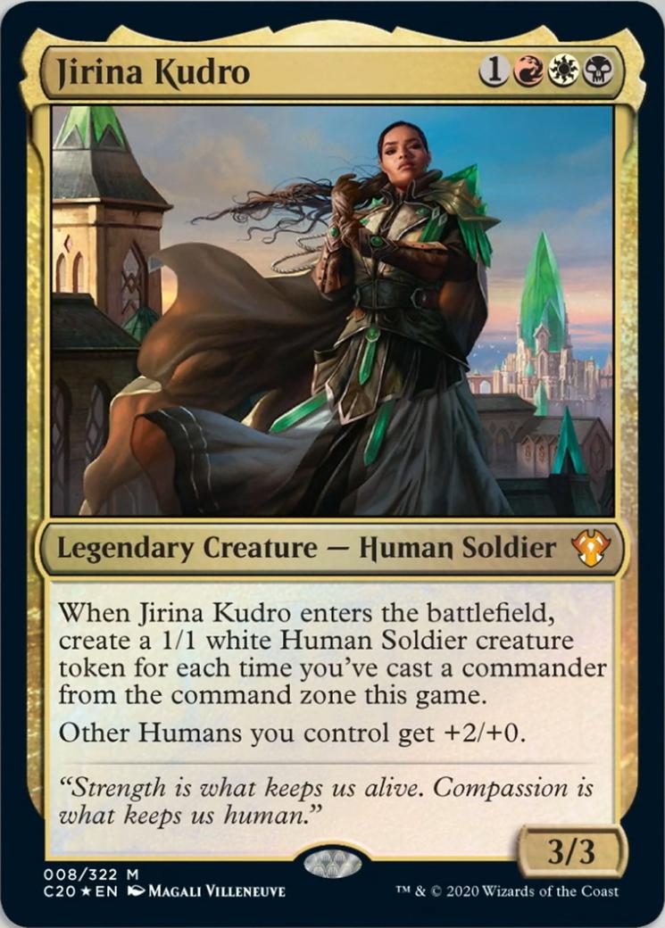*MtG magicman-europe* Commander 2020 Ikoria Rare GAVONY TOWNSHIP