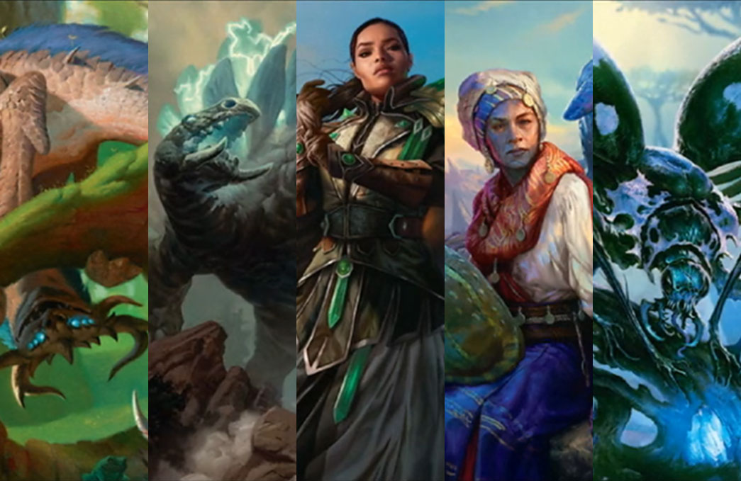 The 5 Ikoria Commanders, Revealed - Hipsters of the Coast ...