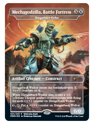 "Wizards Announces ""Love Your LGS"" Promotion with Mechagodzilla ..."